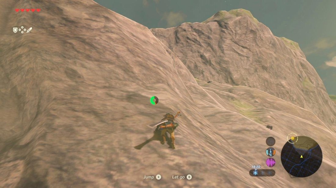 take-your-time-when-climbing-or-swimming-in-zelda-breath-of-the-wind